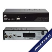 Set-top box GoSAT GS220T2 H.265 HEVC