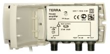 Terra HA129 House amplifier, CTB/CSO level 100 dBµV