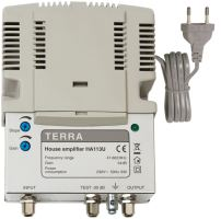 Terra HA113U House amplifier,  local powered, CTB/CSO level 101