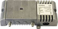 Terra HA127R65 House amplifier, active return path 65 MHz, CTB/CSO level 101 dBµV